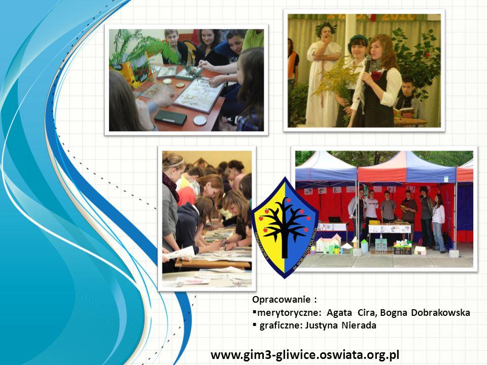 www.gim3-gliwice.oswiata.org.pl Opracowanie :