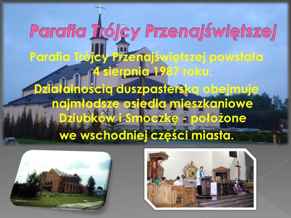 Parafia Trójcy Przenajświętszej