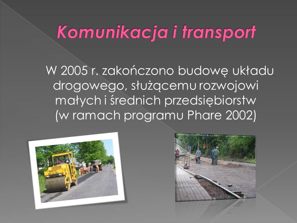 Komunikacja i transport