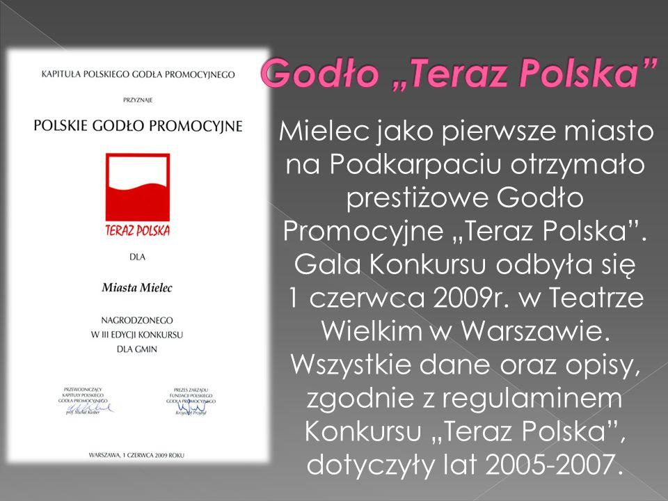 """Godło """"Teraz Polska"""