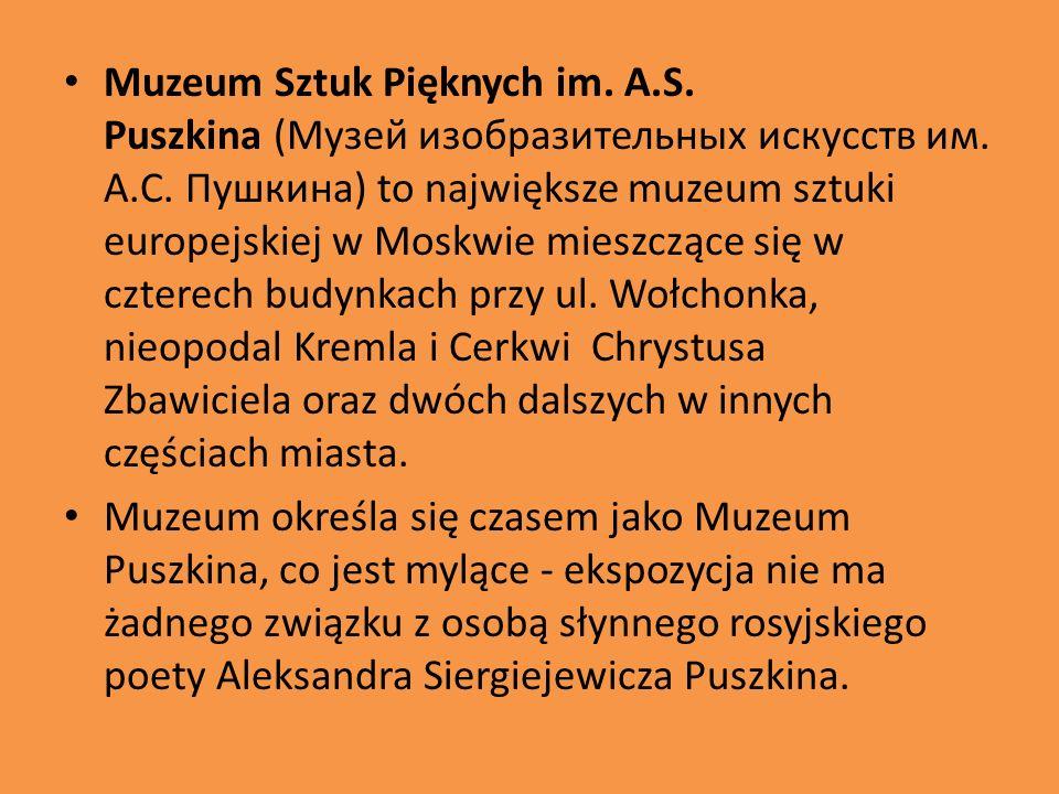 Muzeum Sztuk Pięknych im. A. S