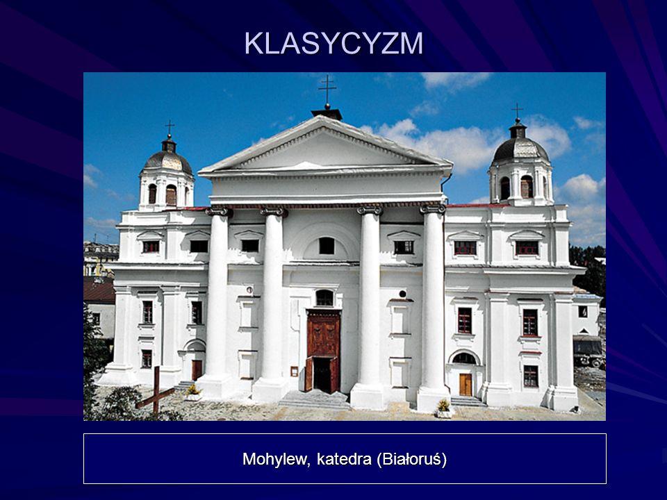 Mohylew, katedra (Białoruś)