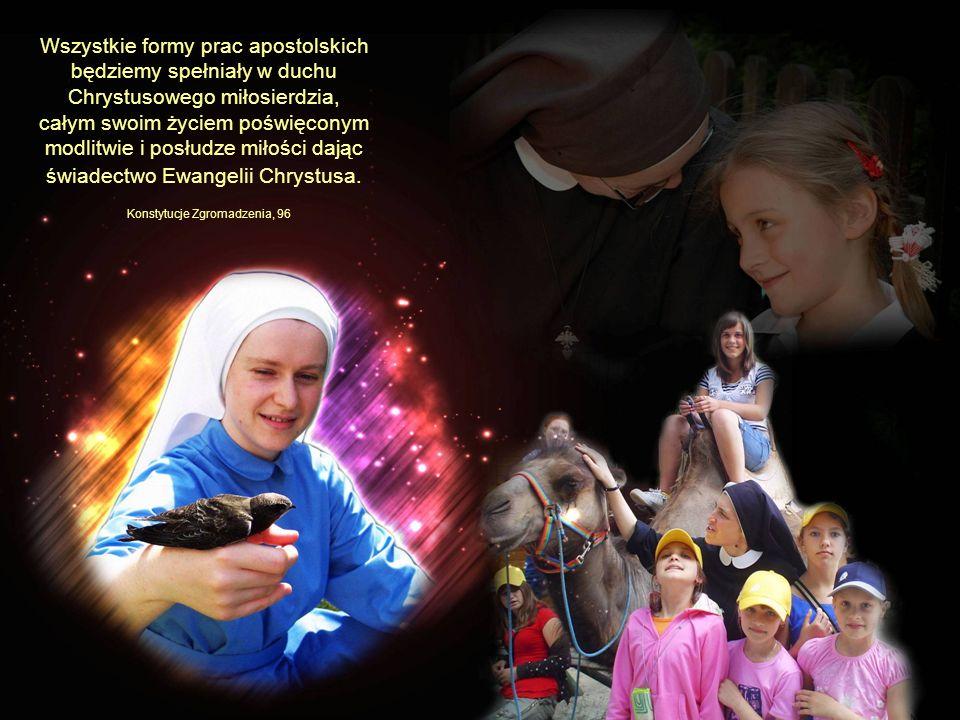 Wszystkie formy prac apostolskich będziemy spełniały w duchu