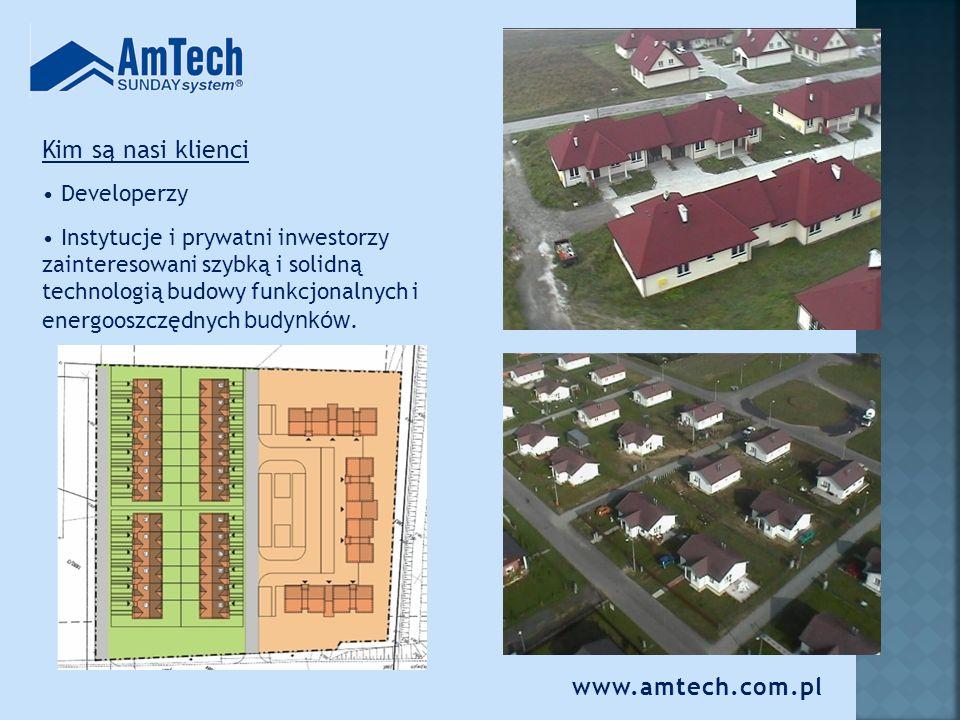 Kim są nasi klienci www.amtech.com.pl Developerzy