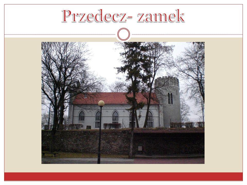 Przedecz- zamek