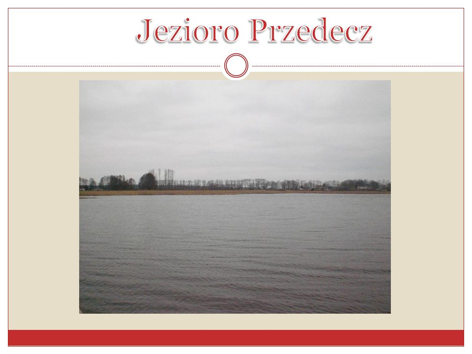 Jezioro Przedecz
