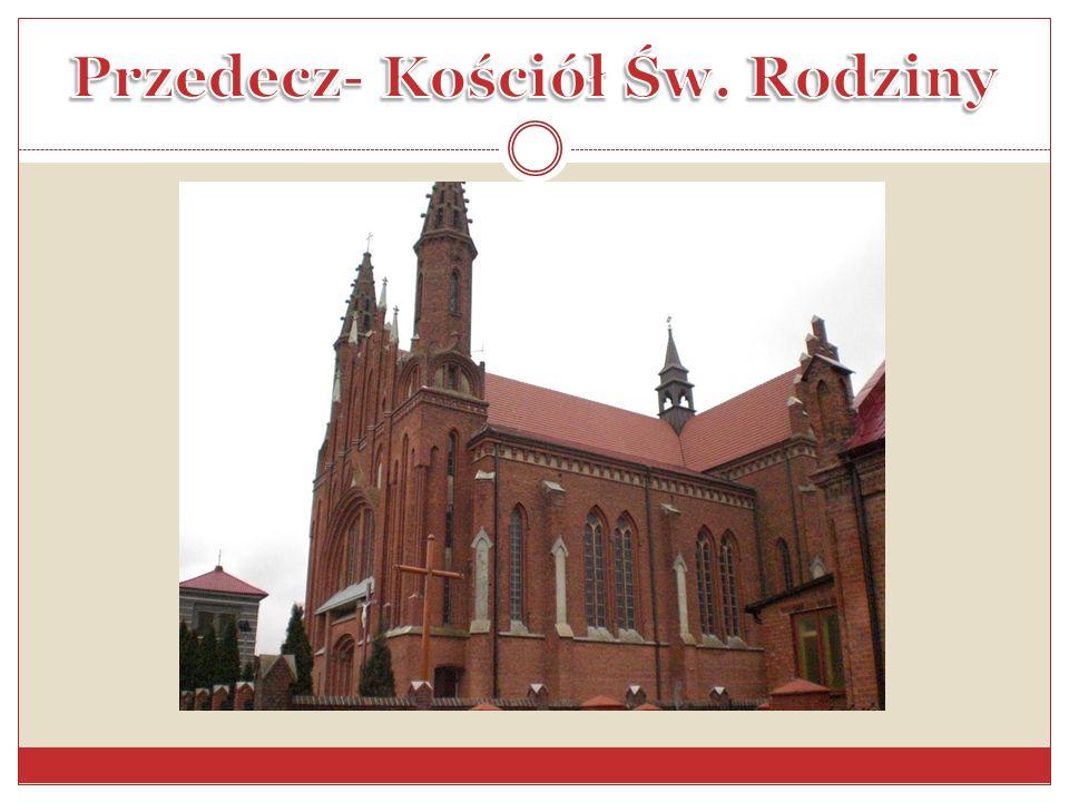 Przedecz- Kościół Św. Rodziny
