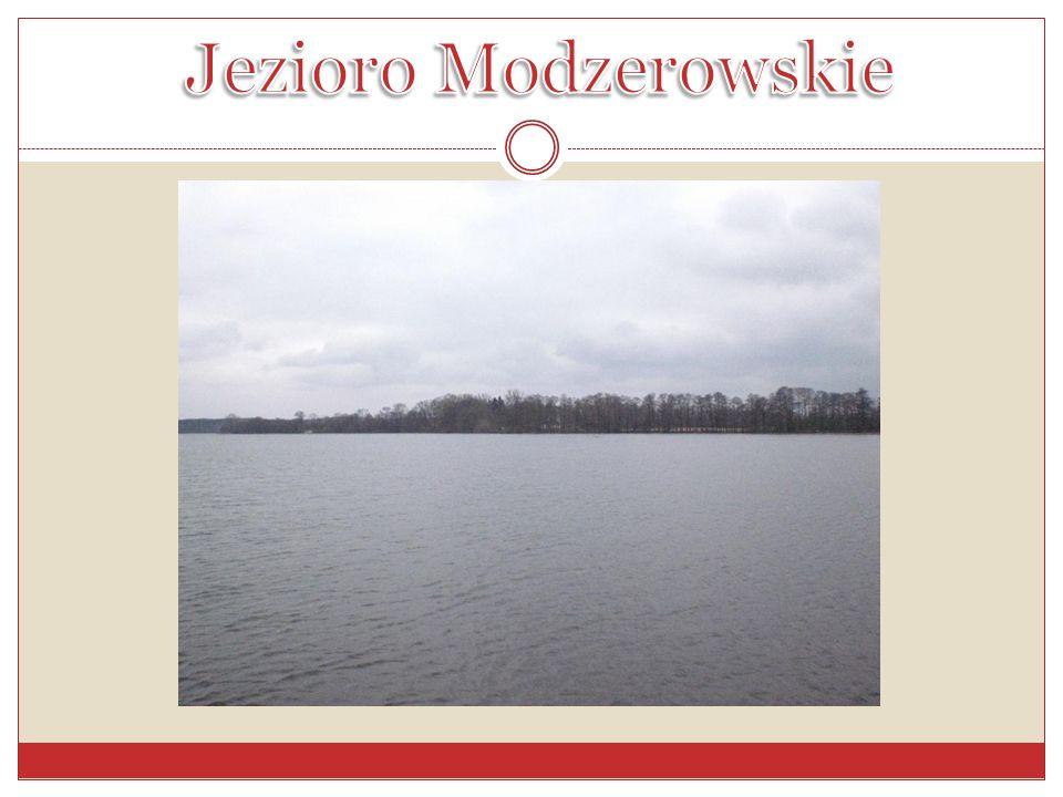 Jezioro Modzerowskie