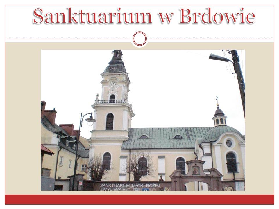 Sanktuarium w Brdowie