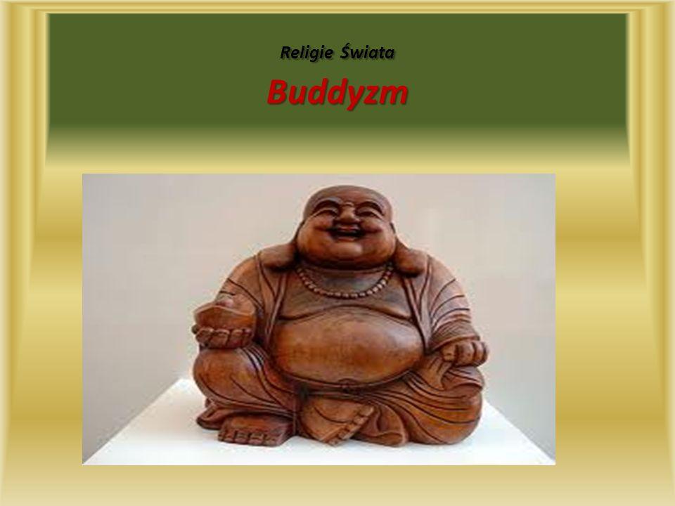 Religie Świata Buddyzm