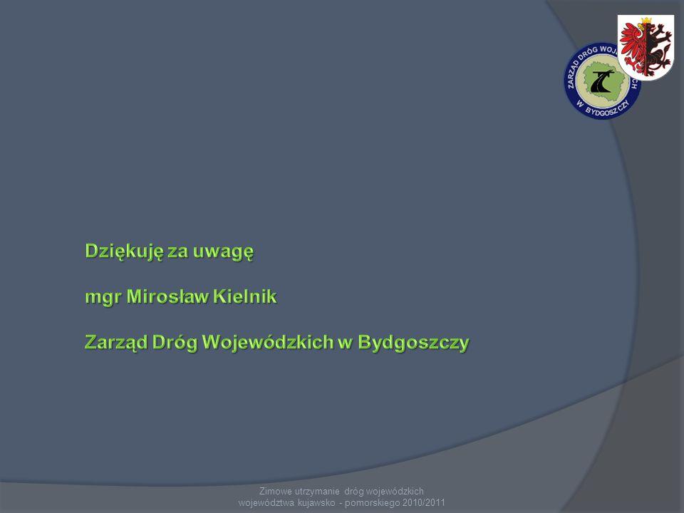 Zarząd Dróg Wojewódzkich w Bydgoszczy