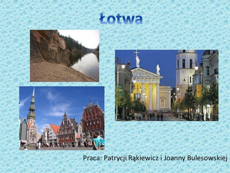 Praca: Patrycji Rąkiewicz i Joanny Bulesowskiej