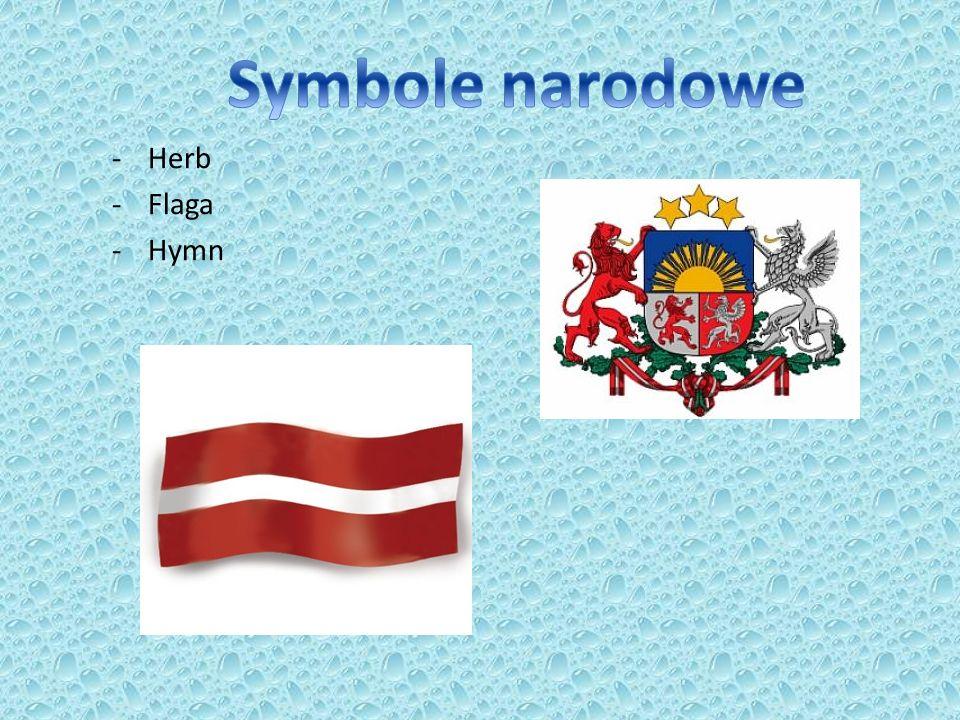 Symbole narodowe Herb Flaga Hymn
