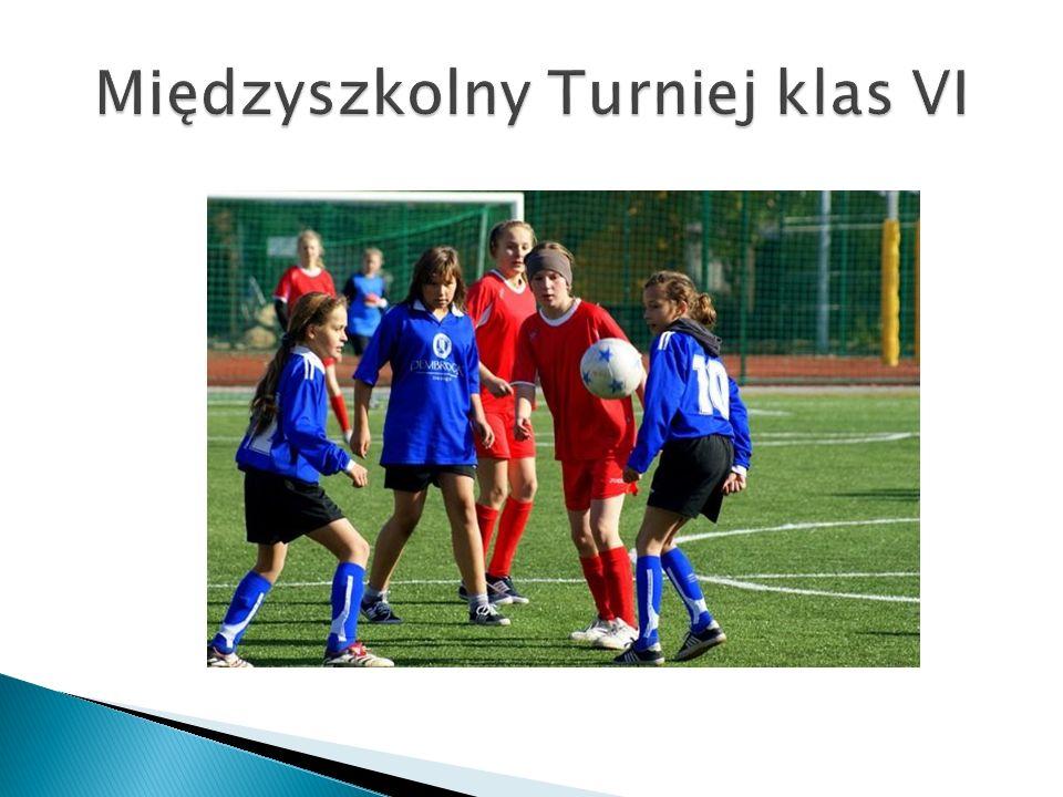 Międzyszkolny Turniej klas VI