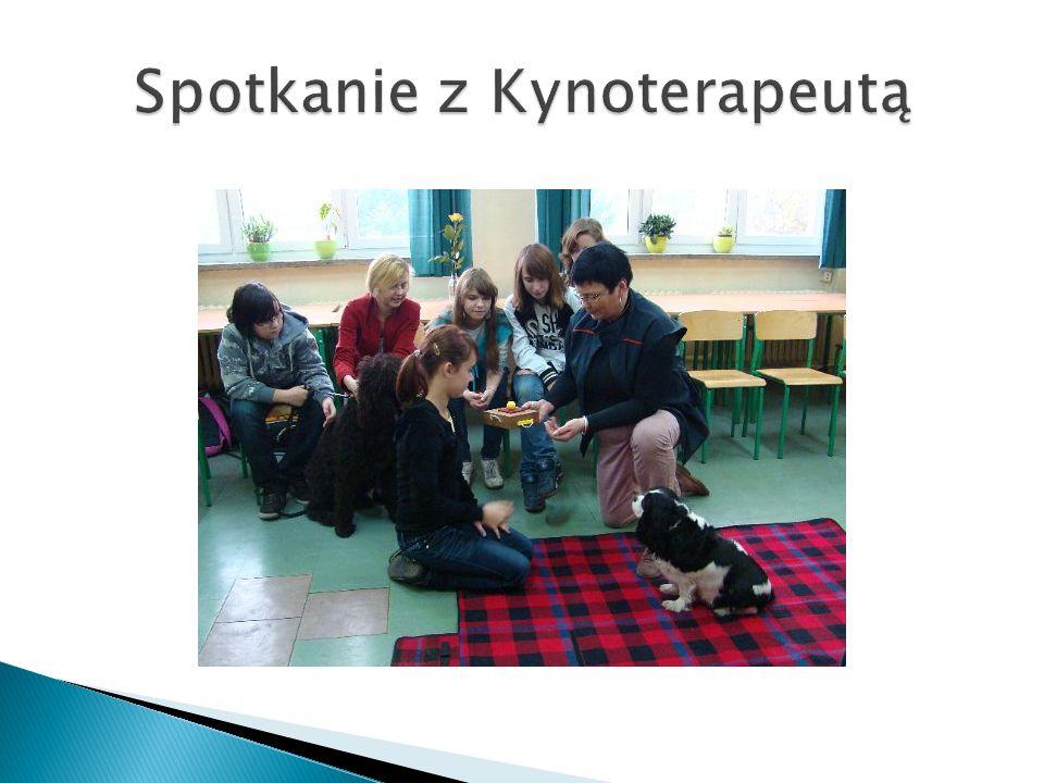 Spotkanie z Kynoterapeutą