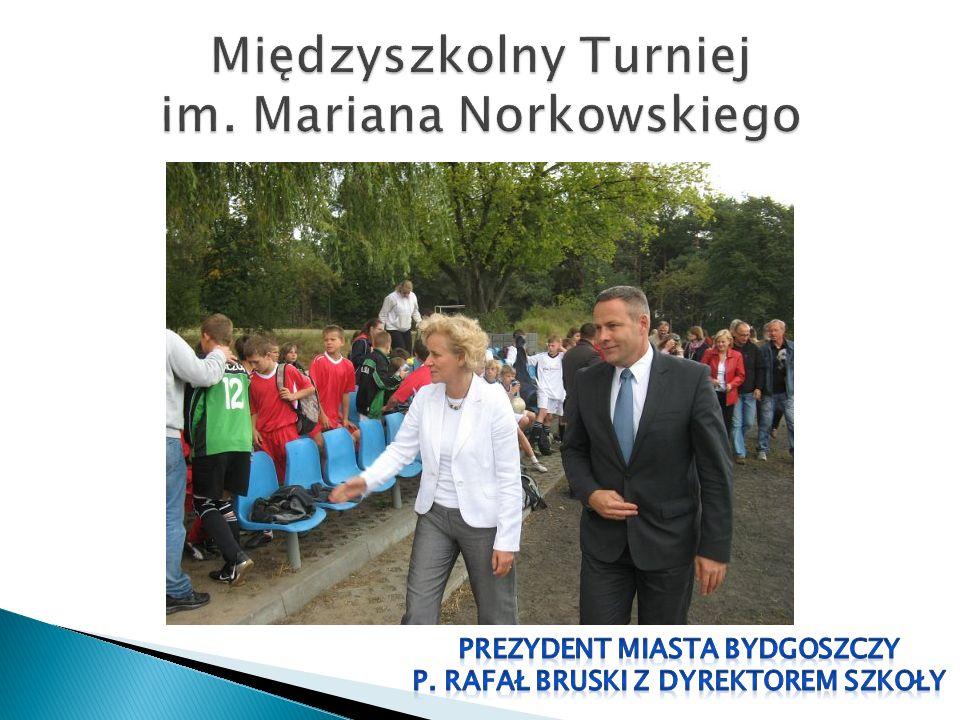 Międzyszkolny Turniej im. Mariana Norkowskiego