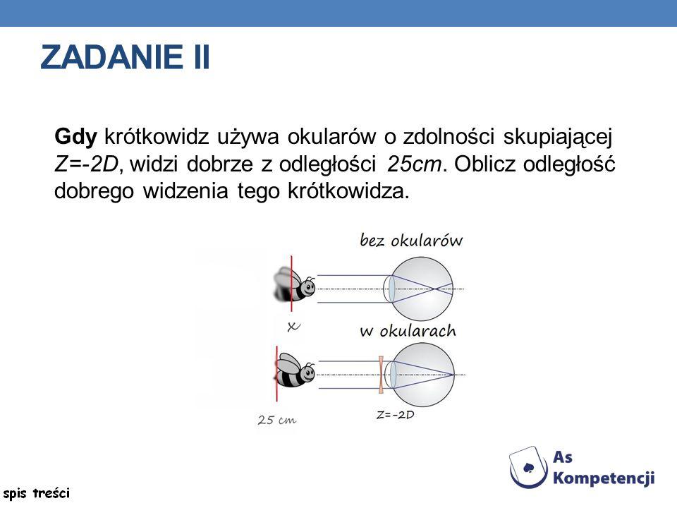 ZADANIE II