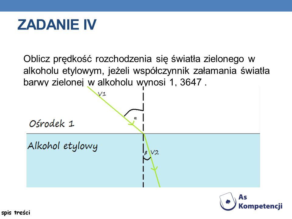 ZADANIE IV