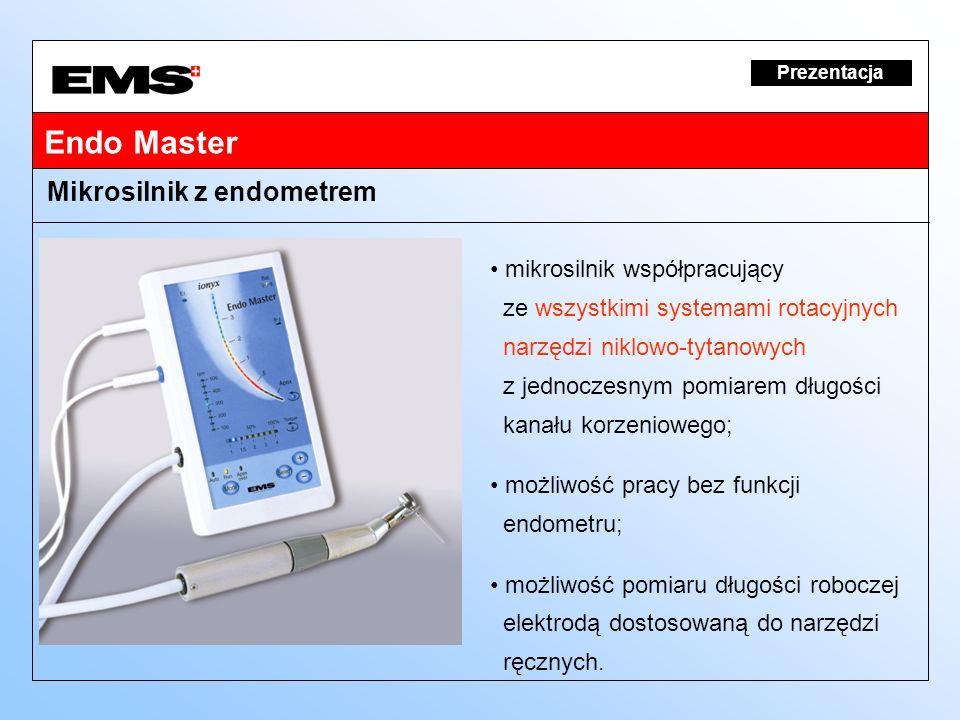 Endo Master Mikrosilnik z endometrem