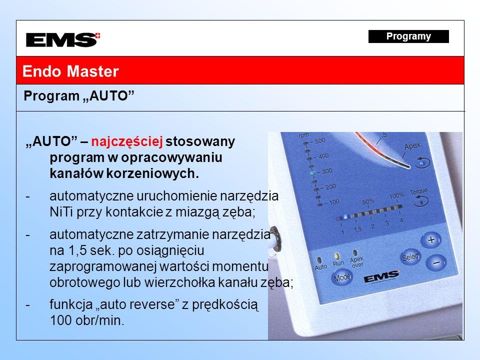 "Endo Master Program ""AUTO"