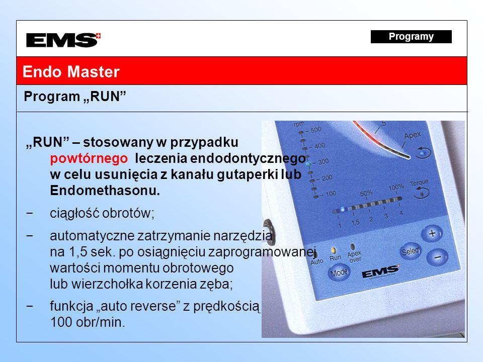 """Endo Master Program """"RUN"""