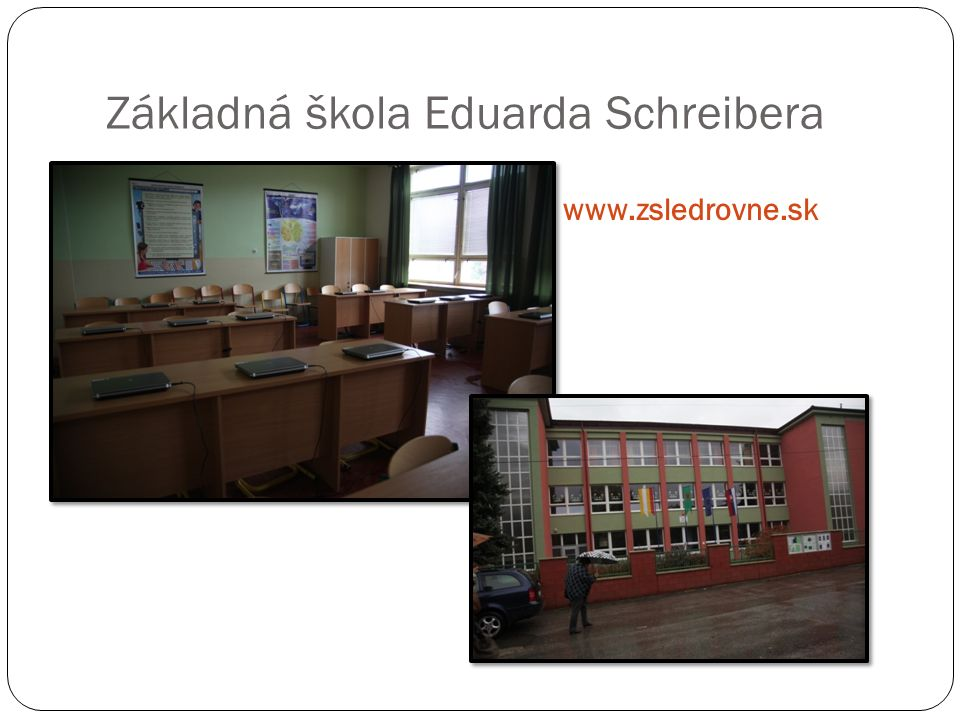 Základná škola Eduarda Schreibera
