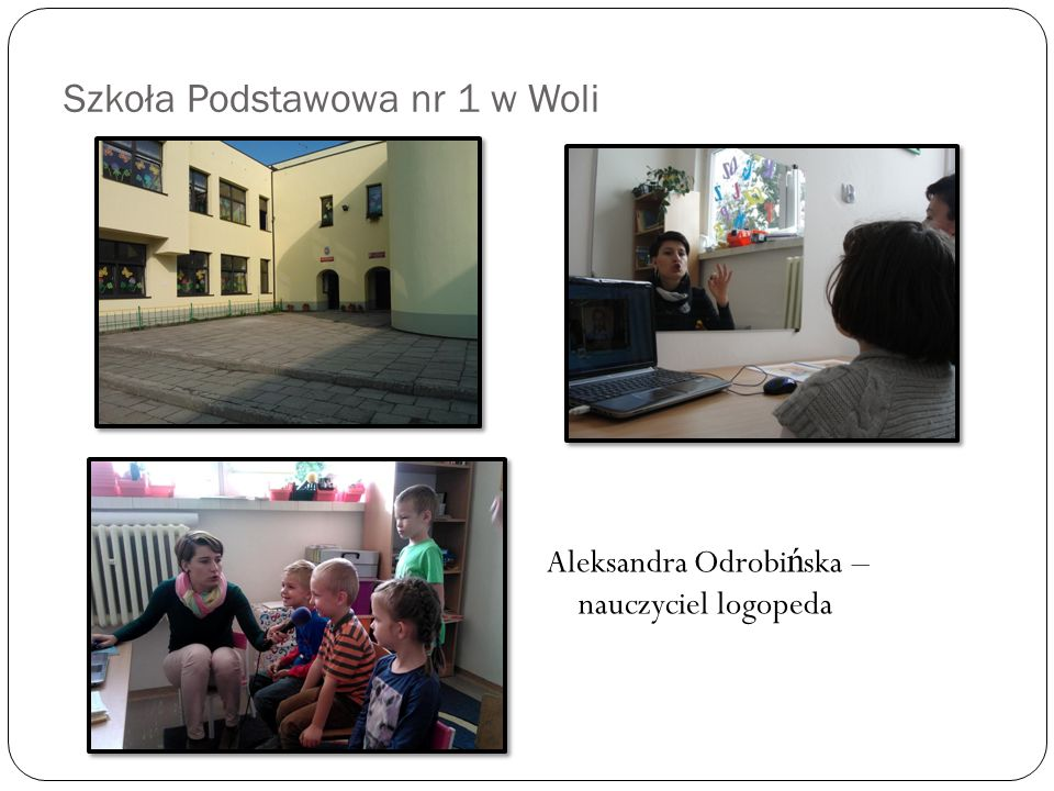 Szkoła Podstawowa nr 1 w Woli