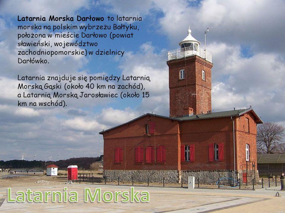 Latarnia Morska Darłowo to latarnia morska na polskim wybrzeżu Bałtyku, położona w mieście Darłowo (powiat sławieński, województwo zachodniopomorskie) w dzielnicy Darłówko.
