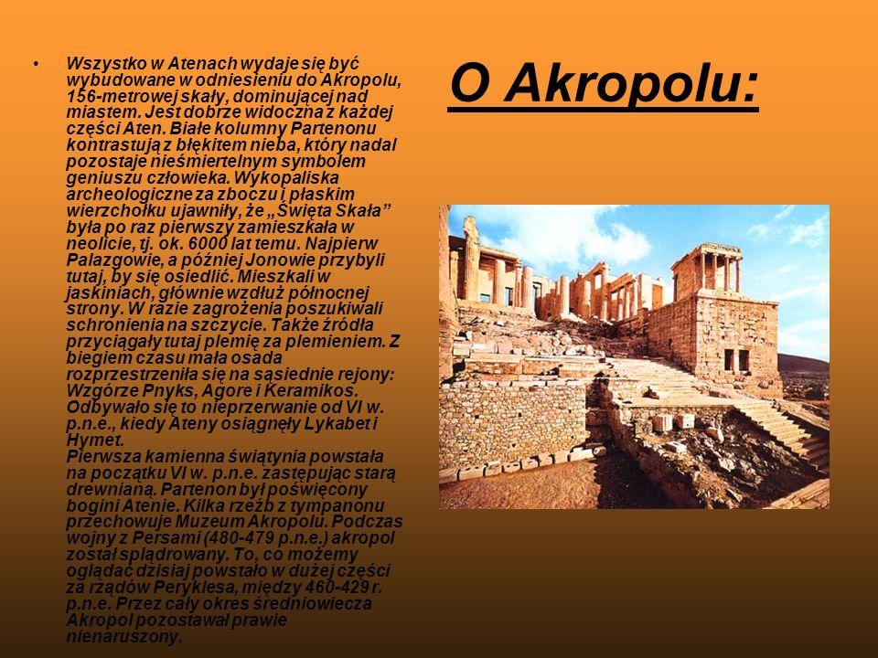 O Akropolu: