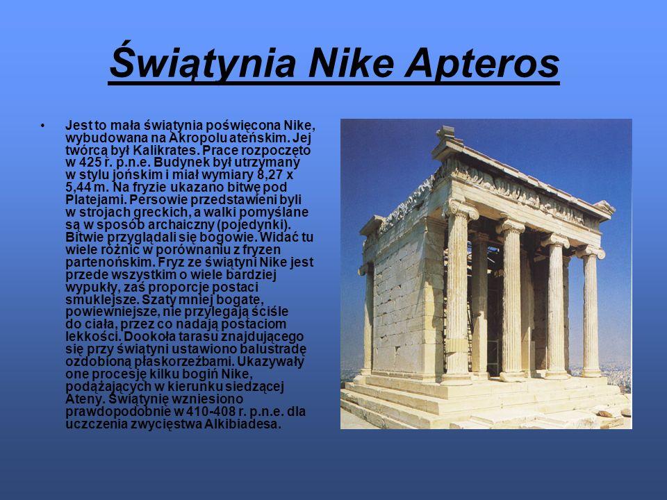 Świątynia Nike Apteros