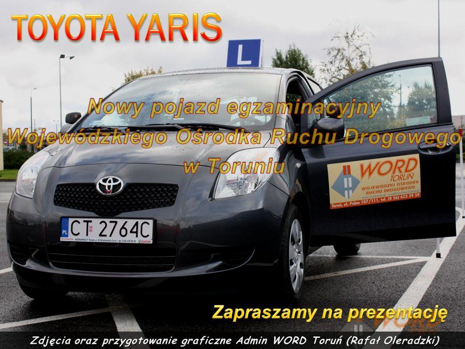 Nowy pojazd egzaminacyjny Wojewódzkiego Ośrodka Ruchu Drogowego