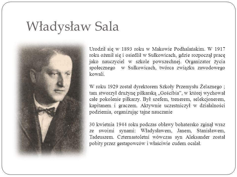 Władysław Sala