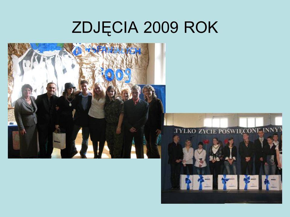 ZDJĘCIA 2009 ROK