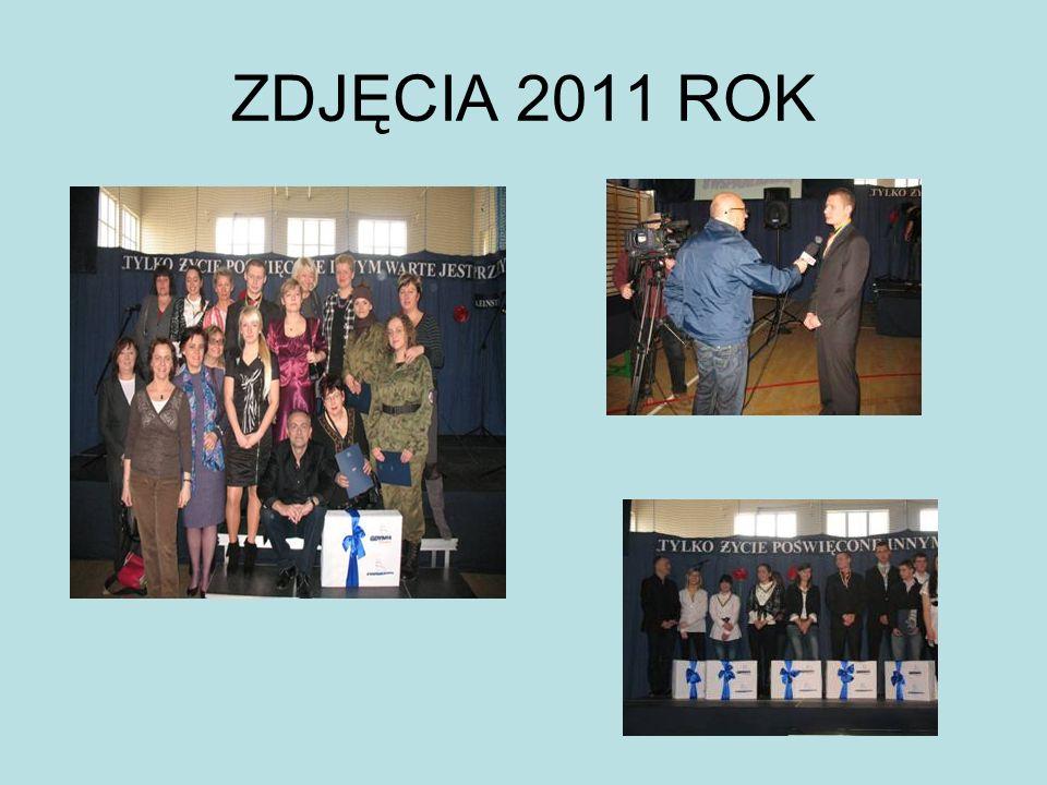 ZDJĘCIA 2011 ROK