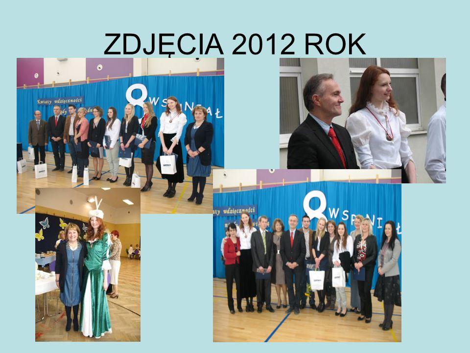 ZDJĘCIA 2012 ROK