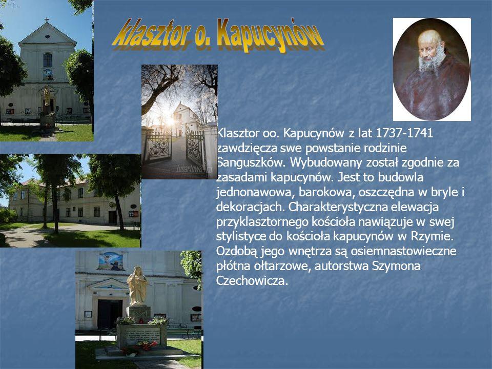 klasztor o. Kapucynów