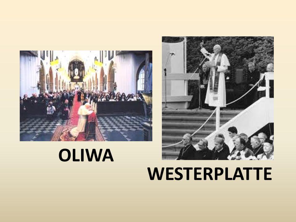 OLIWA WESTERPLATTE