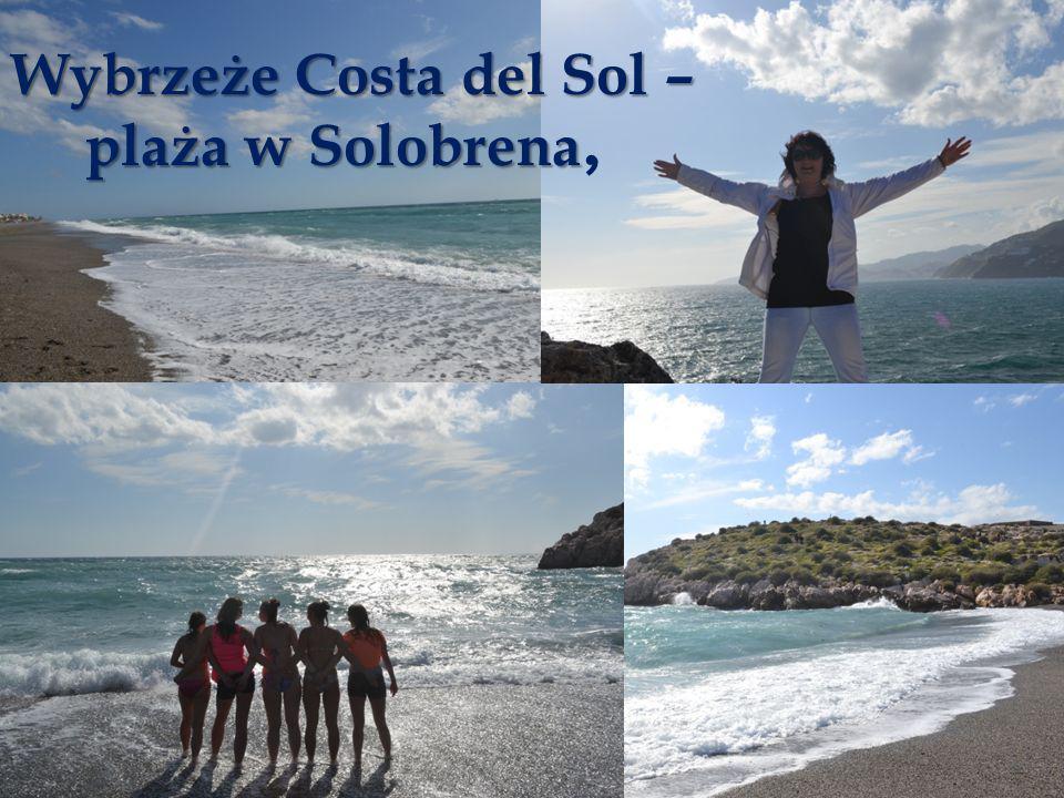 Wybrzeże Costa del Sol –