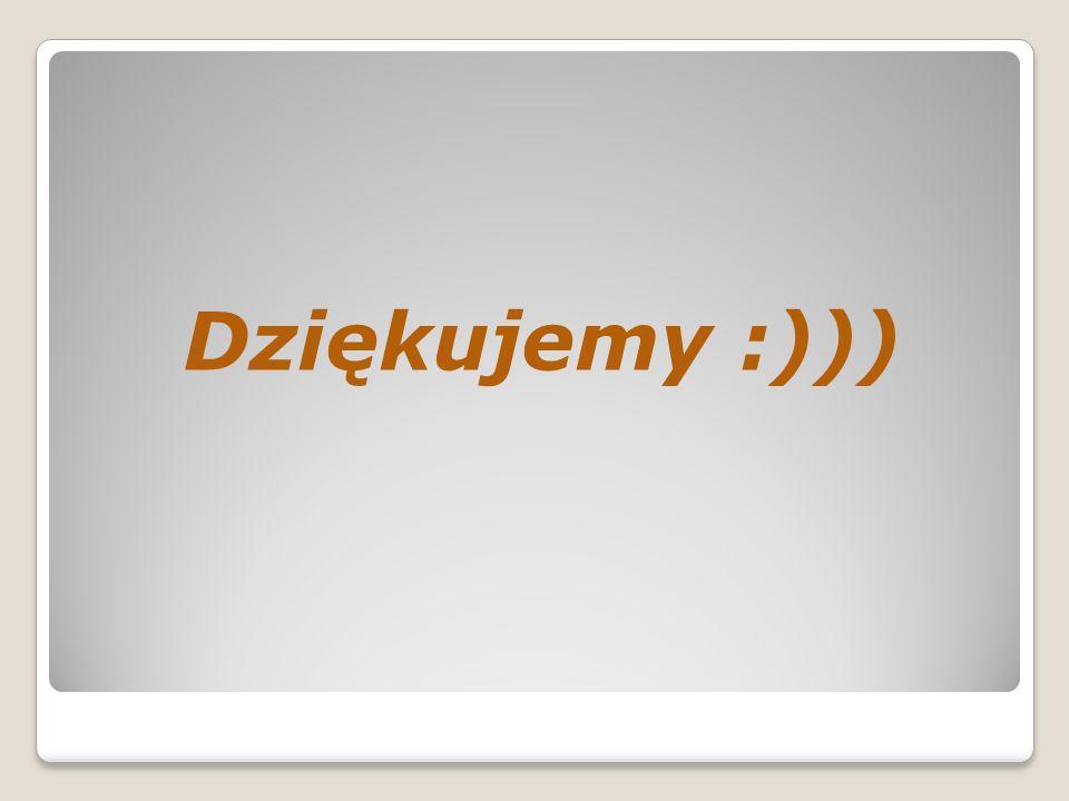 Dziękujemy :)))