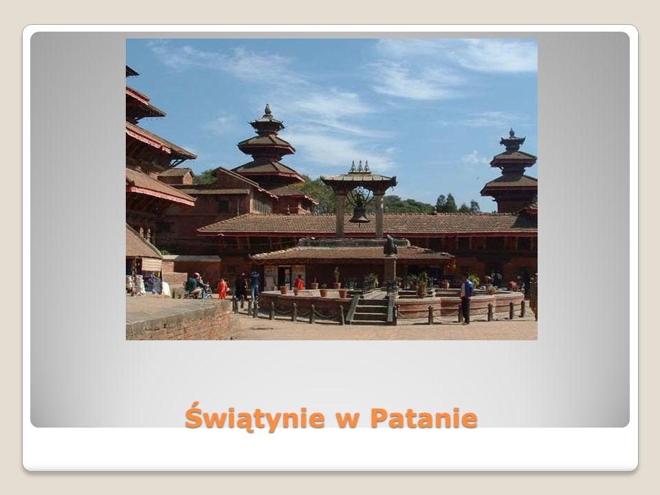 Świątynie w Patanie
