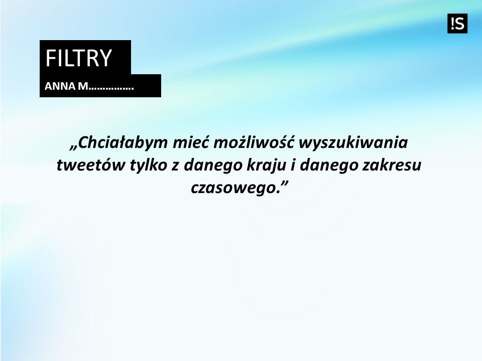 Filtry Anna M…………….