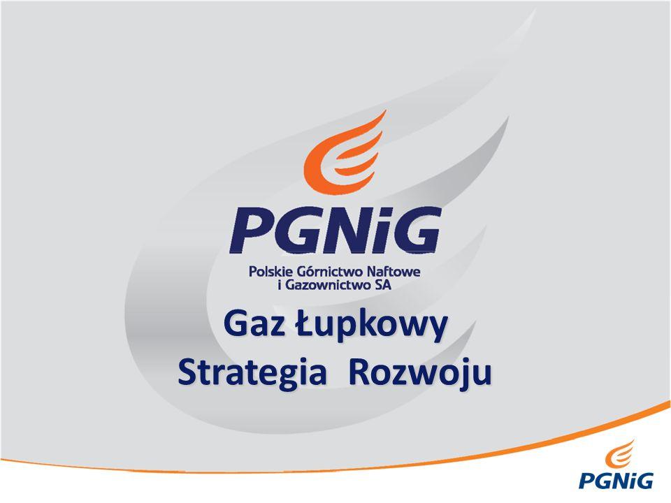 Gaz Łupkowy Strategia Rozwoju