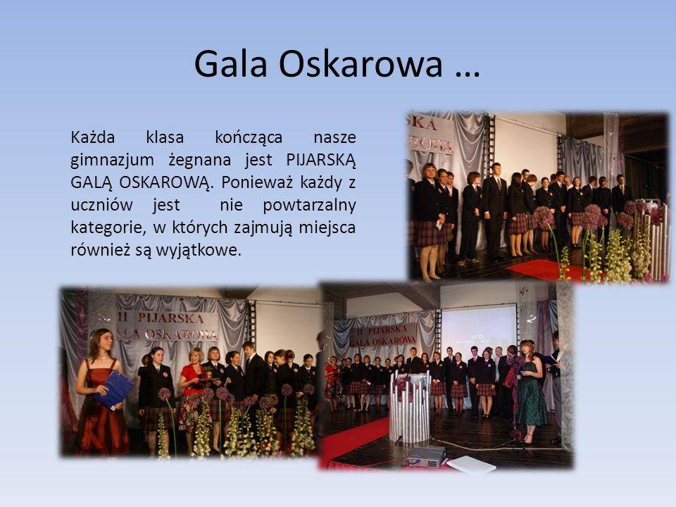 Gala Oskarowa …