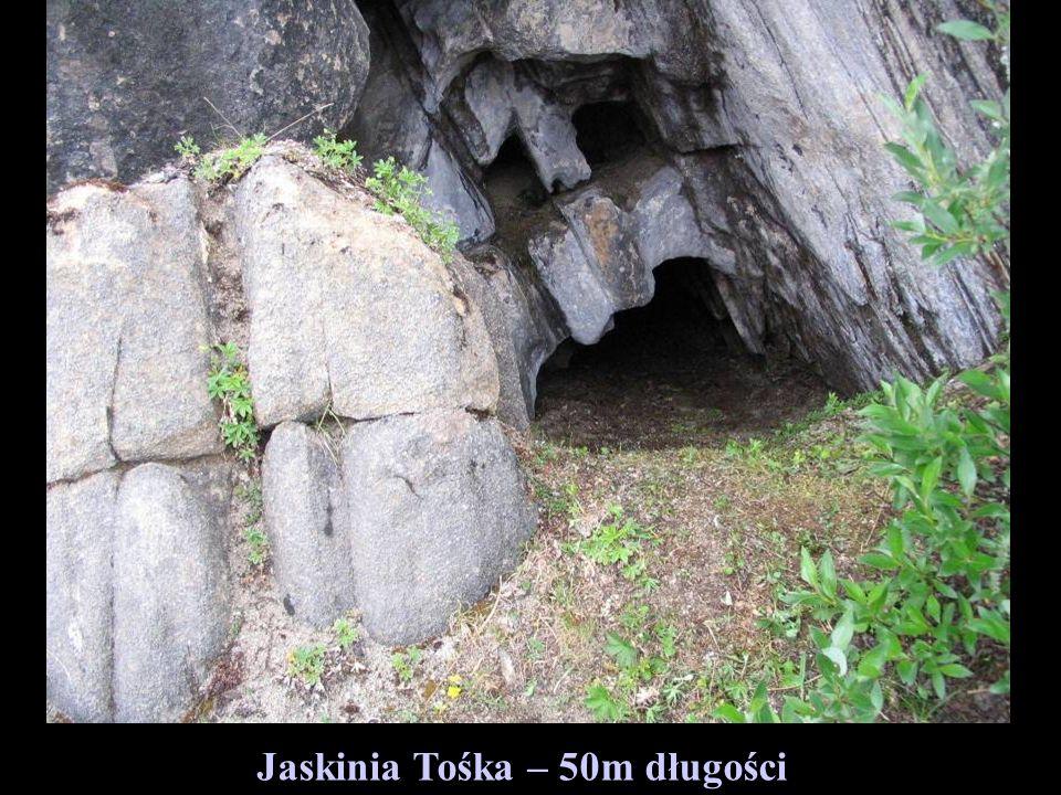 Jaskinia Tośka – 50m długości