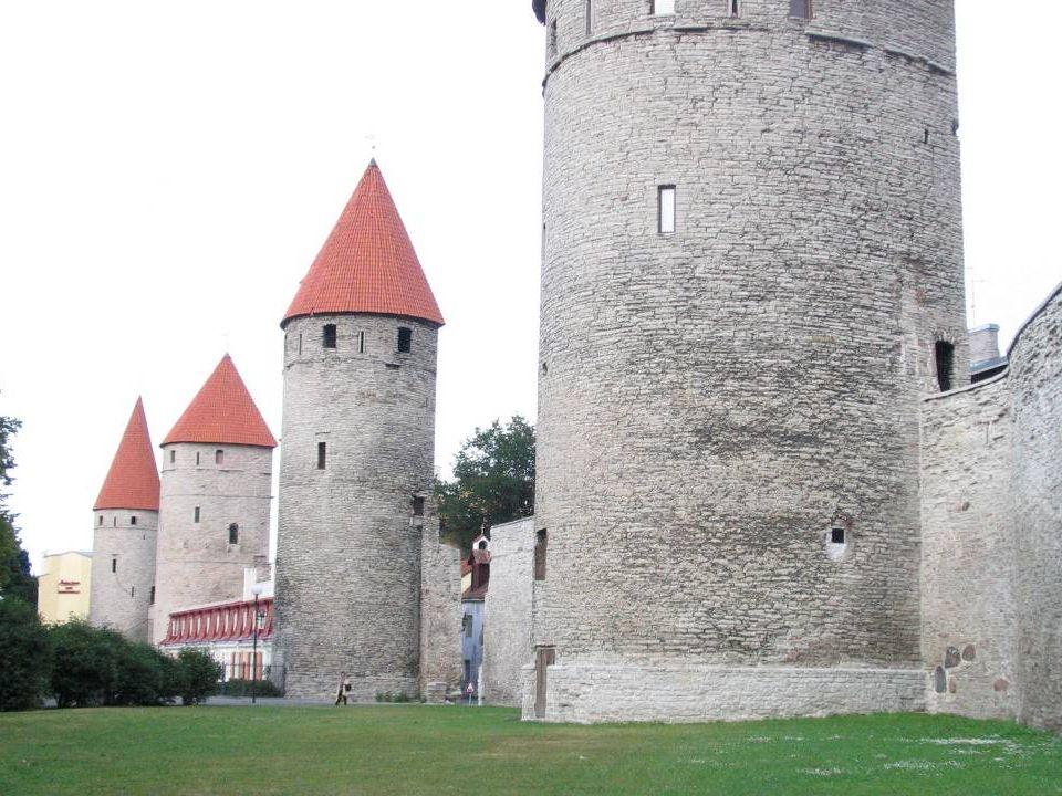 PODRÓŻ 2800 km Zwiedzanie Rygi Nocleg nad Bałtykiem Zwiedzanie Talina