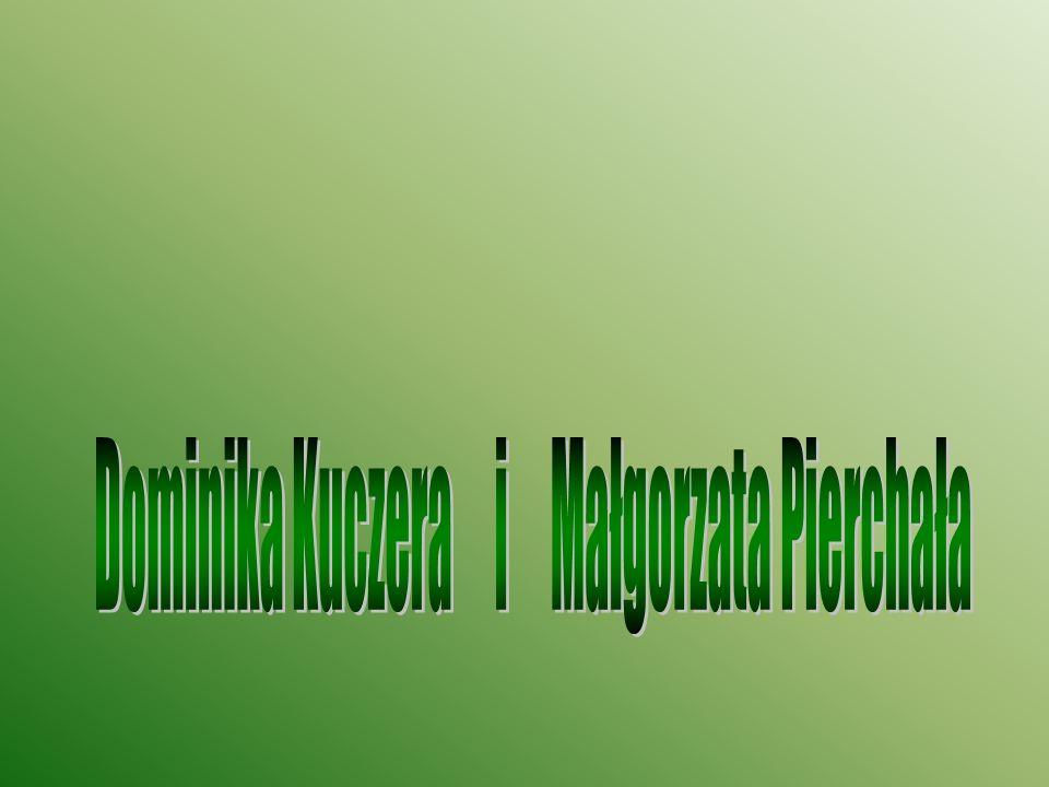 Dominika Kuczera i Małgorzata Pierchała