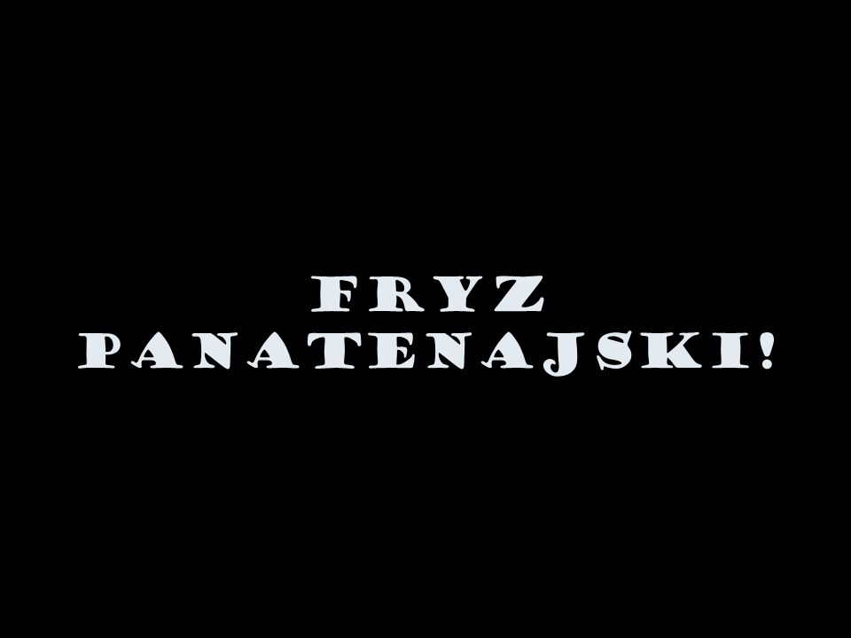 Fryz Panatenajski!