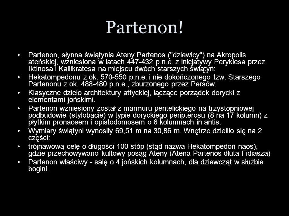 Partenon!