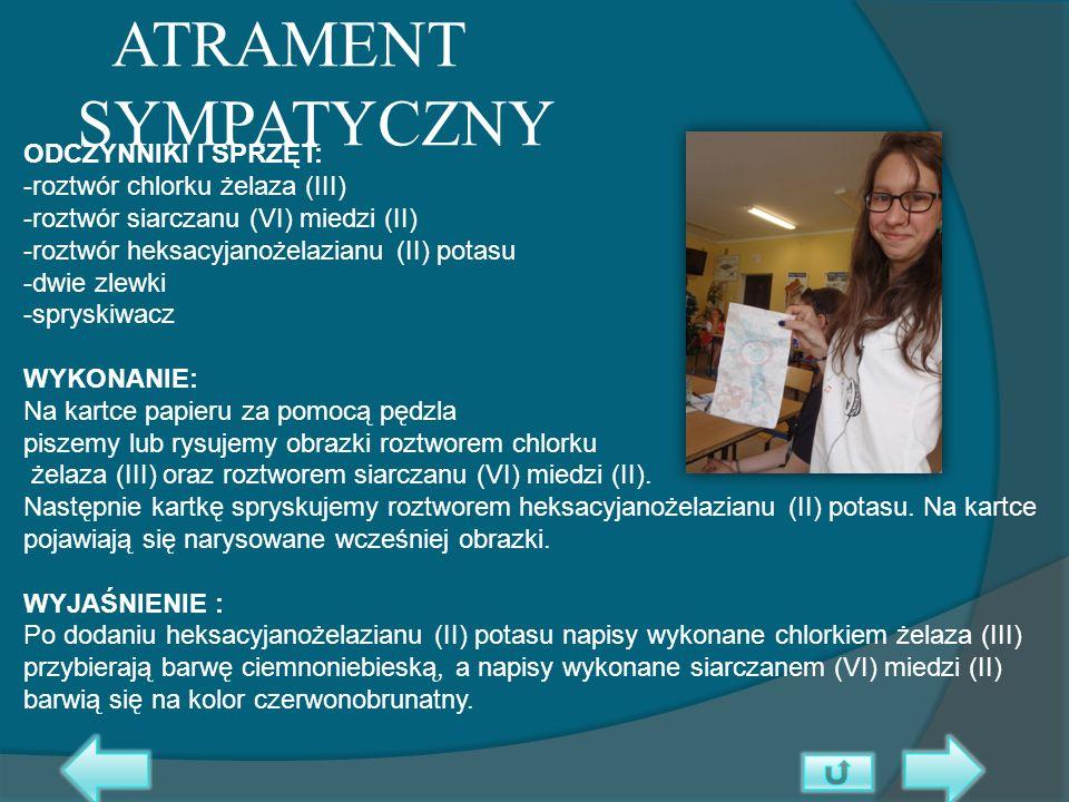 ATRAMENT SYMPATYCZNY