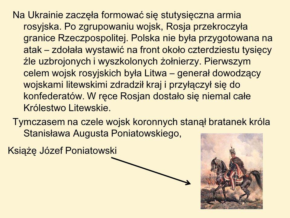 Na Ukrainie zaczęła formować się stutysięczna armia rosyjska